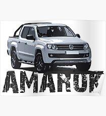 Volkswagen Amarok Poster