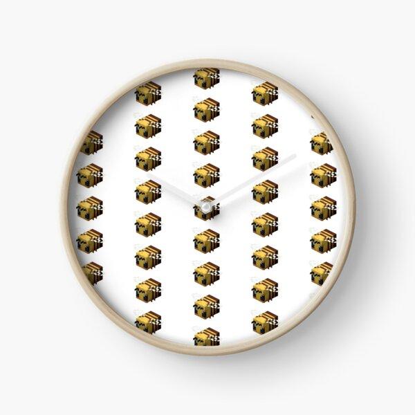 Minecraft Bee Clock