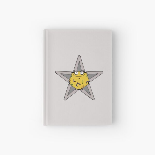 Robot Star Hardcover Journal