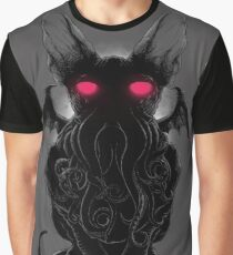 Cathulhu Graphic T-Shirt