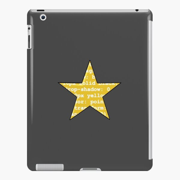 Star.code iPad Snap Case