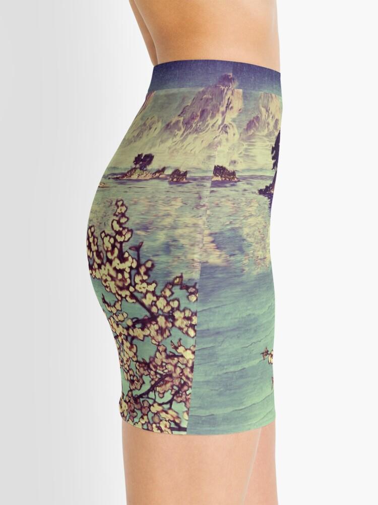 Alternate view of Watching Kukuyediyo Mini Skirt