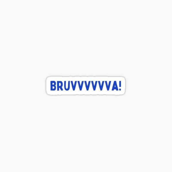 Bruva | Brother Sticker