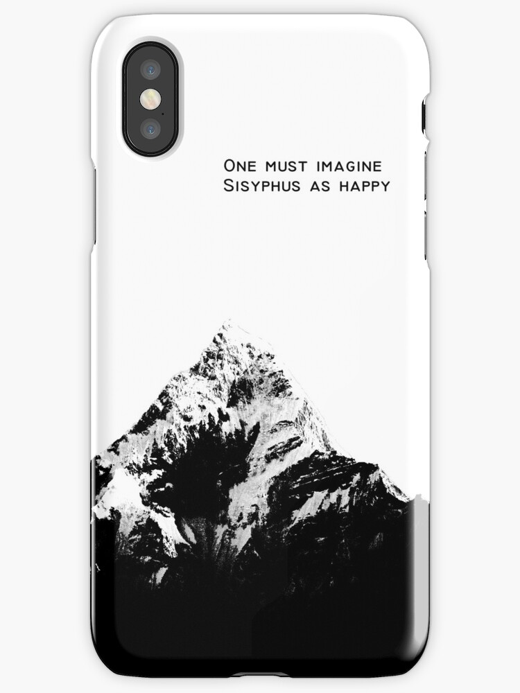 One Must Imagine Sisyphus as Happy by MarvellousMo
