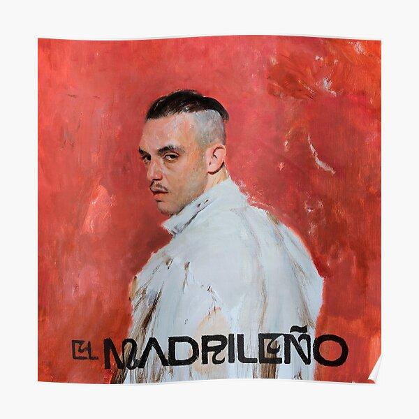 El madrileño cover - C. Tangana Poster