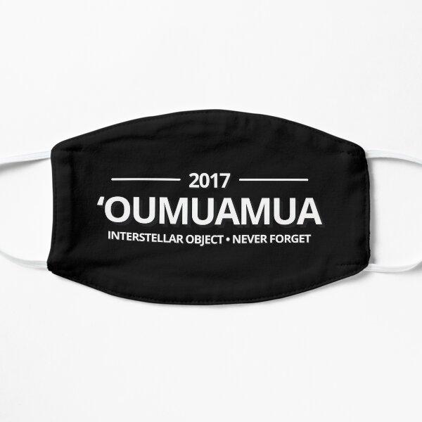 Oumuamua Never Forget 2017 Interstellar Object Flat Mask