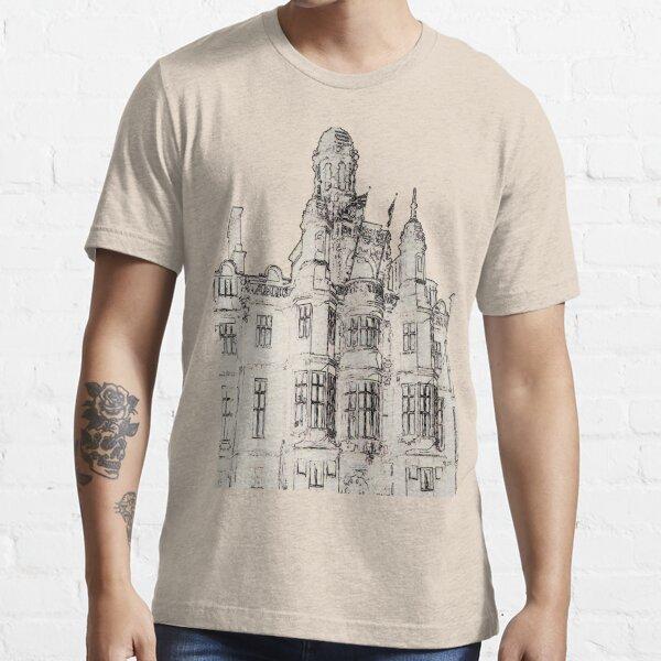 Harlaxton Sand Essential T-Shirt