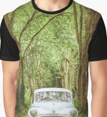 Among Tall Trees Graphic T-Shirt