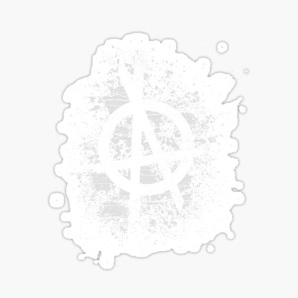 Logotipo de OPA Splatter Pegatina