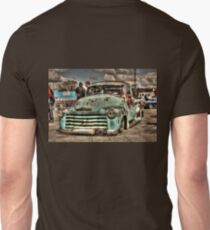 Rusty Chevrolet HDR Unisex T-Shirt