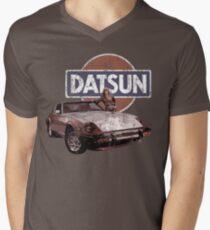 Vintage Datsun 280zx Men's V-Neck T-Shirt
