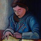 The Study by Kostas Koutsoukanidis