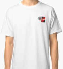 Let's Play Uno Classic T-Shirt