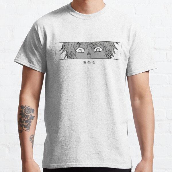 Jujutsu kaisen gojo satoru Camiseta clásica