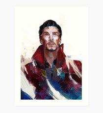Doctor Strange Art Print