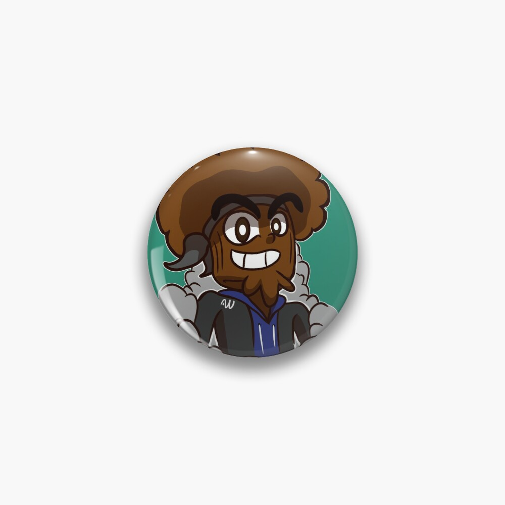 Antwizzler Jerry Muffin Pin