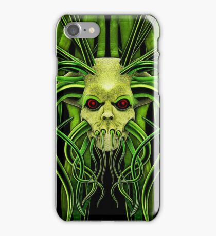 Cthulhu / Kraken Nightmare iPhone Case/Skin