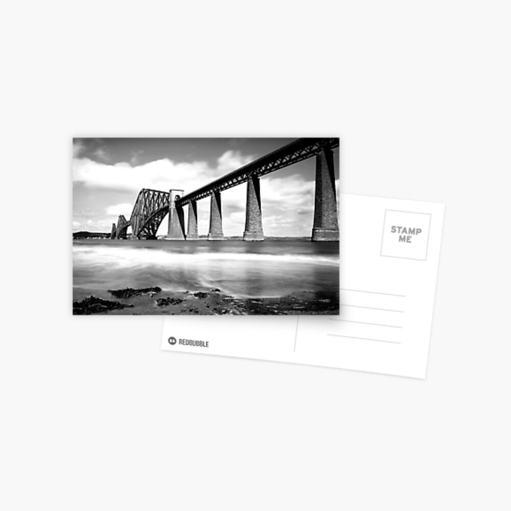 The Rail Bridge Postcard
