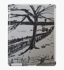 Uk Countryside  iPad Case/Skin