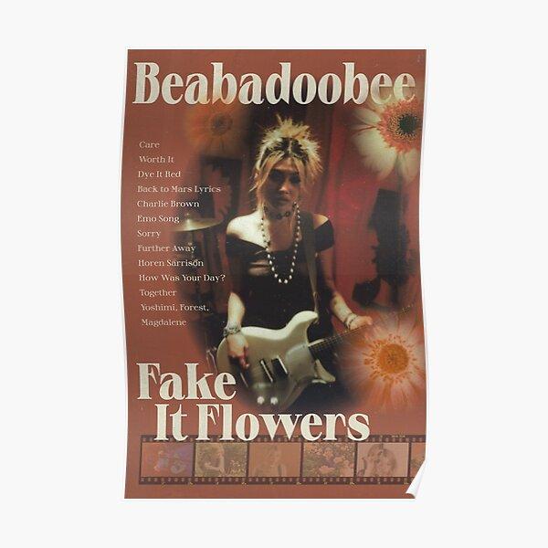Beabadoobee Poster Poster