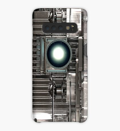 Vintage Film Projector - Steampunk / Sci-Fi style Case/Skin for Samsung Galaxy