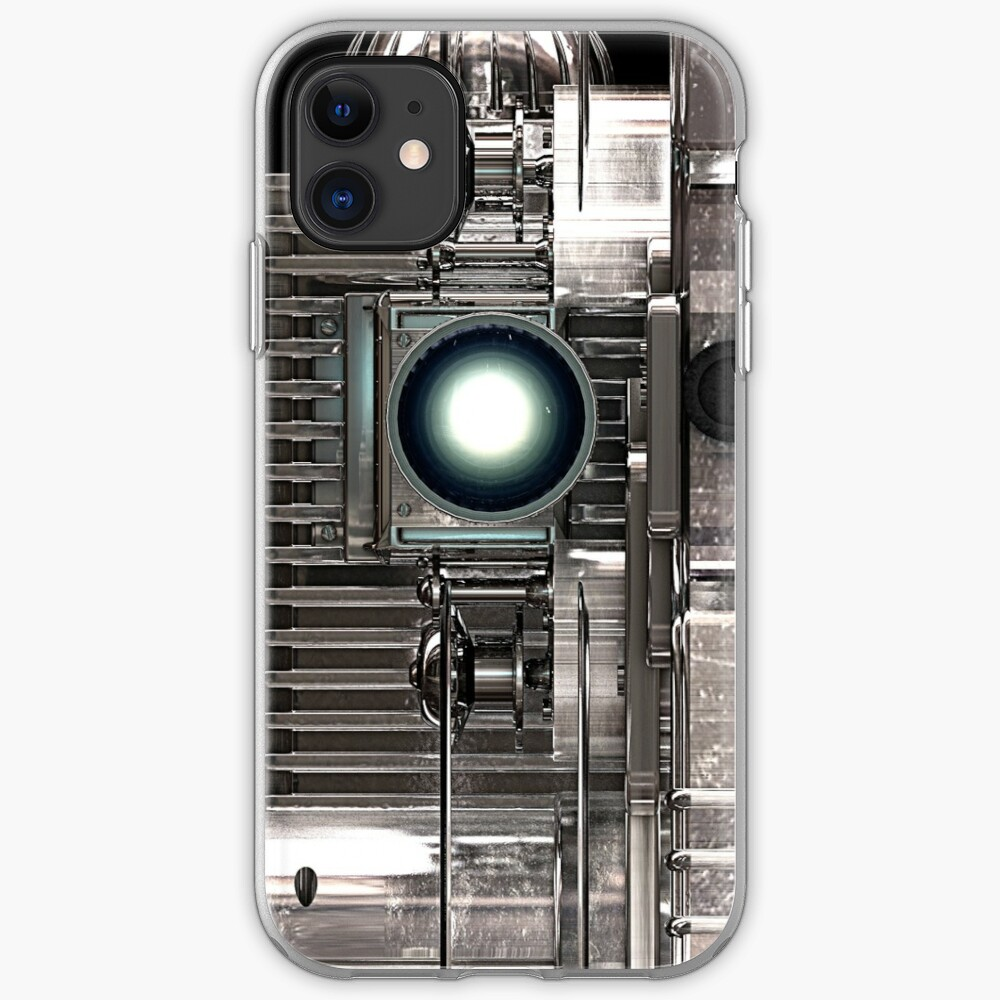 Vintage Film Projector - Steampunk / Sci-Fi style iPhone Case & Cover