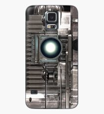 Vintage Film Projector - Steampunk / Sci-Fi style Case/Skin for Samsung Galaxy
