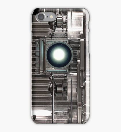 Vintage Film Projector - Steampunk / Sci-Fi style iPhone Case/Skin