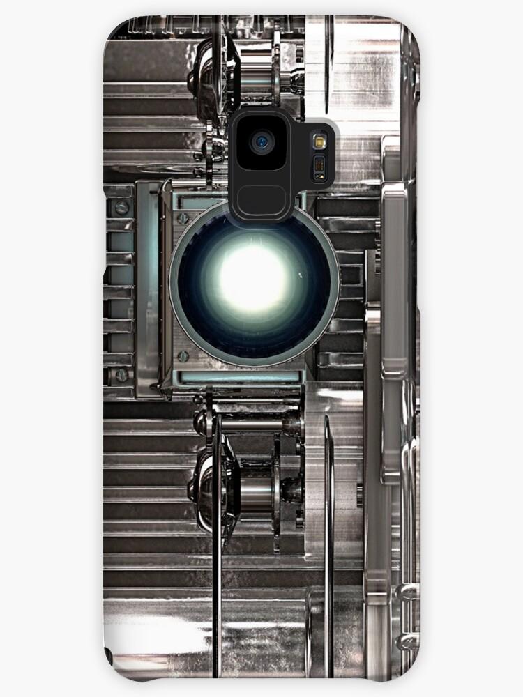 Vintage Film Projector - Steampunk / Sci-Fi style by Steve Crompton