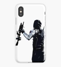 The Winter Soldier iPhone Case