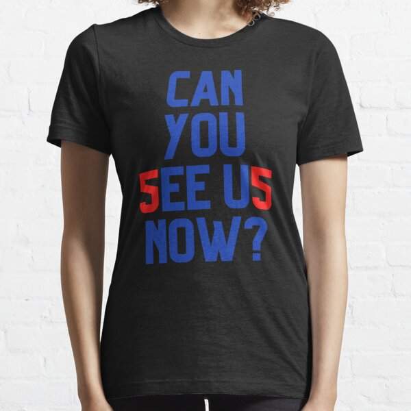Can you see us? Essential T-Shirt