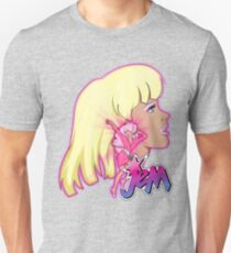 It's Showtime Synergy - Jem logo Unisex T-Shirt