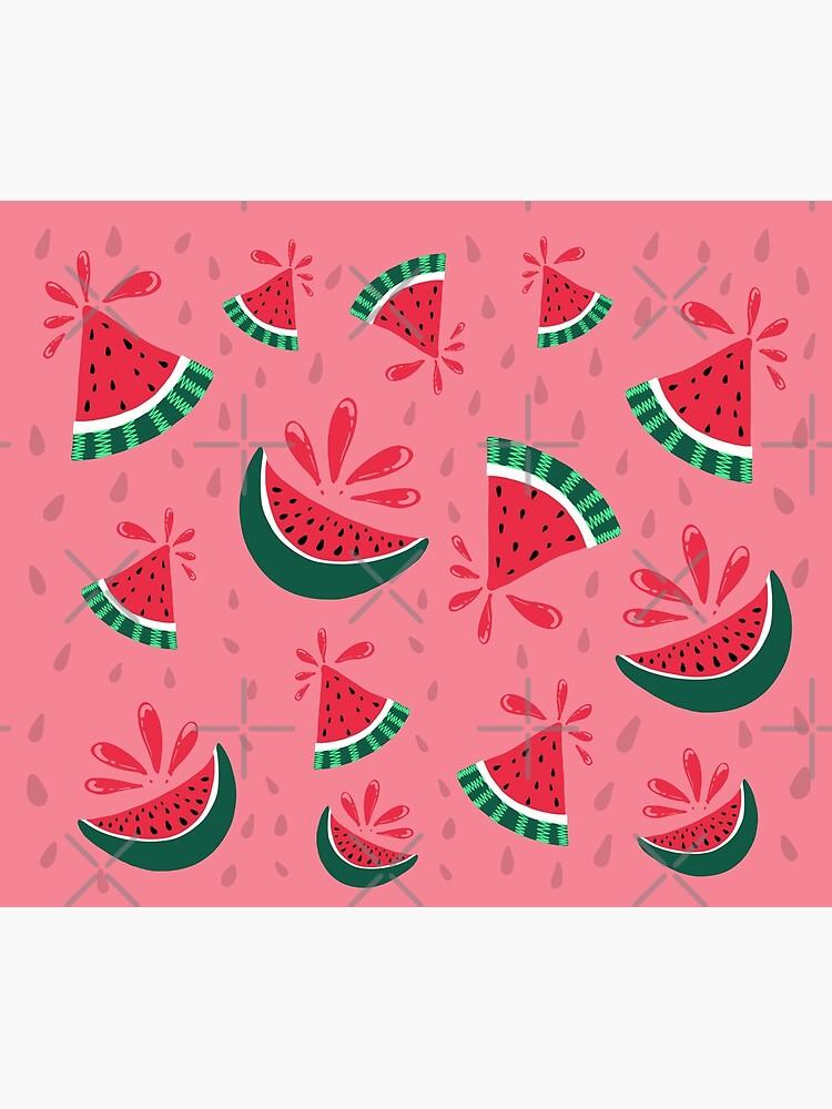 Watermelon Splash by Mejanzen
