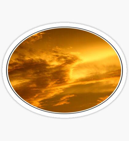 Phoenix Cloud Sticker