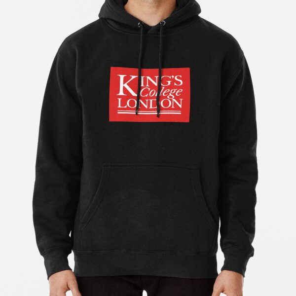 King's College London Pullover Hoodie