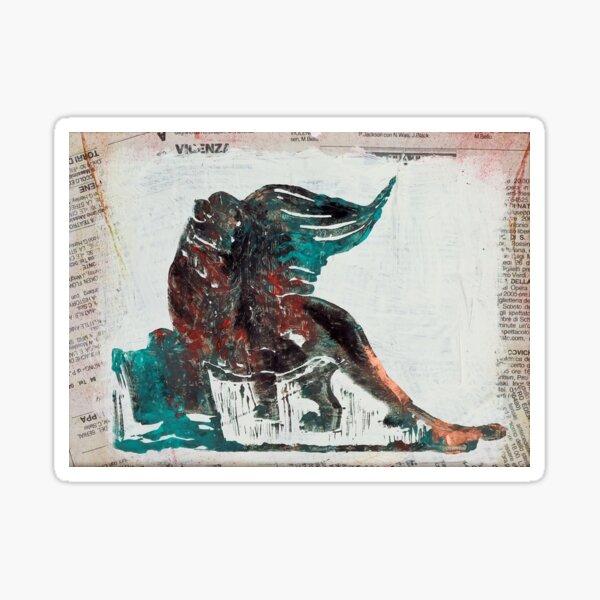 Lion of St.Mark - Venice, Italy Sticker