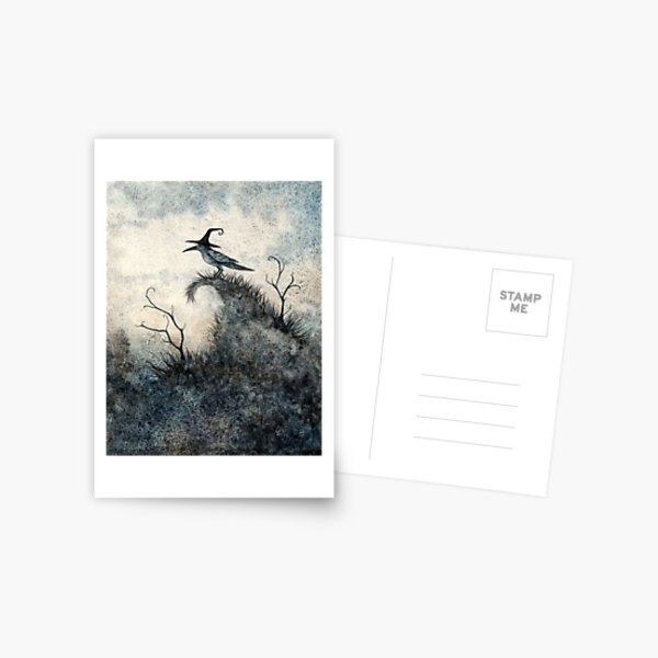 The Hedgewitch Postcard