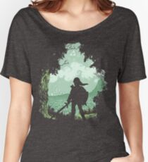 Adventure Begins Women's Relaxed Fit T-Shirt