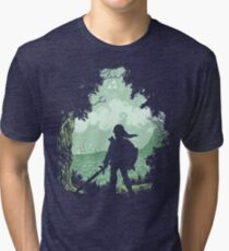 Adventure Begins Tri-blend T-Shirt