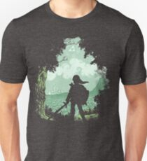 Adventure Begins Unisex T-Shirt