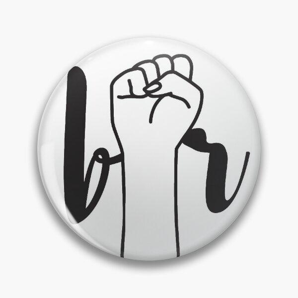 beyond resolved logo (classic) Pin