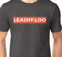 Me and my leashy-loo OBEY style Unisex T-Shirt