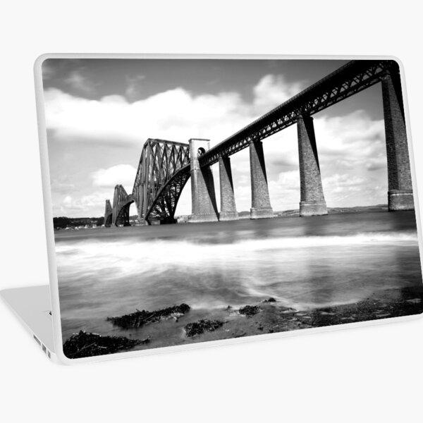 The Rail Bridge Laptop Skin