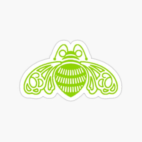 Logotipo del patrón Pegatina