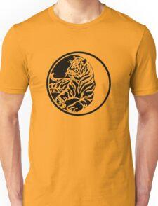 Tiger Tattoo - Black T-Shirt