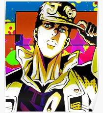 Jotaro Kujo Poster
