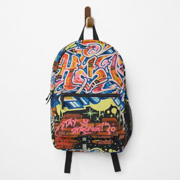 Stay strong_Hipo20 Backpack