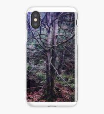 deciduous tree iPhone Case/Skin