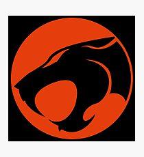 Thundercats RED & BLACK Photographic Print