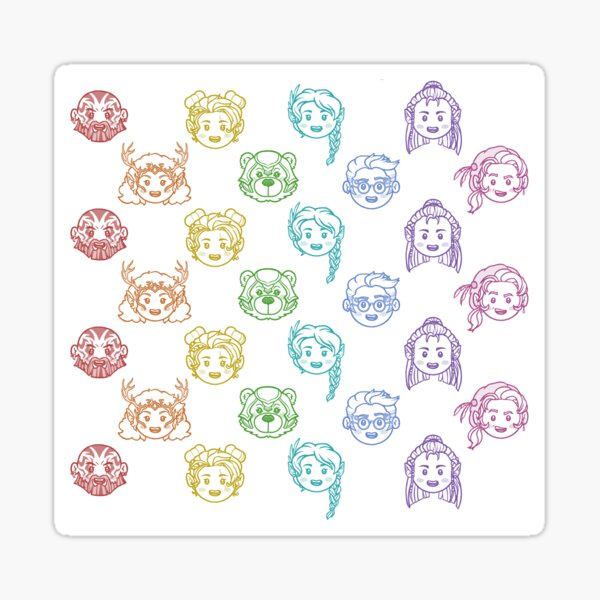 Faux Machina Sticker